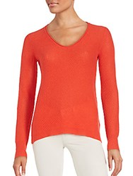 Inhabit Cashmere V Neck Sweater Siren