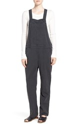 James Perse Women's Cotton And Linen Overalls