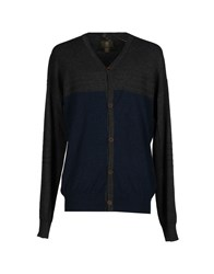Timberland Knitwear Cardigans Men Steel Grey