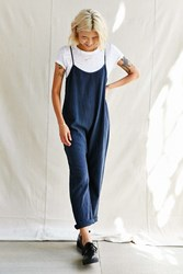 Urban Renewal Remade Super Gauze Dropped Jumpsuit