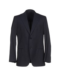 Michelangelo Suits And Jackets Blazers Men Dark Blue