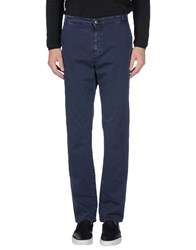 Fred Perry Trousers Casual Trousers Men Dark Blue