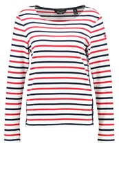 Maison Scotch Long Sleeved Top Combo Red