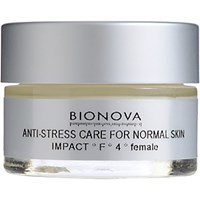 Bionova Women's Anti Stress Care For Normal Skin Level 4 No Color