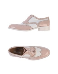Sartore Lace Up Shoes Grey