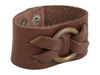 Frye Ring Cuff Brown Bracelet