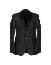 Manuel Ritz Suits And Jackets Blazers Men Black