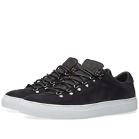 Diemme Marostica Low Black Nappa