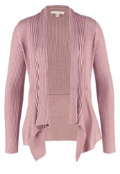 Esprit Cardigan Dark Old Pink Rose