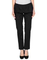 Rose Casual Pants Black