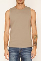 Forever 21 French Terry Muscle Tee