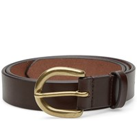 Neighborhood X Porter Garrison Belt Brown