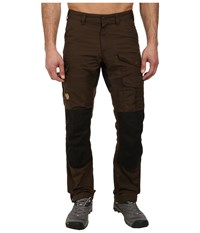 Fjall Raven Vidda Pro Dark Olive Men's Casual Pants