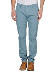 Fifty Four Trousers Casual Trousers Men Coral
