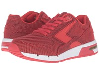 Brooks Heritage Fusion Fiery Red Women's Running Shoes