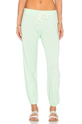 Nation Ltd. Medora Capri Sweatpant Green