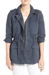 Hinge Women's Utility Jacket Navy Midnight