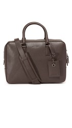 Michael Kors Bryant Medium Briefcase Brown