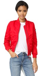 Siwy Turner Bomber Red