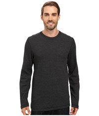 Mountain Hardwear Fallon Thermal Crew Black Men's Long Sleeve Pullover