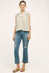 Anthropologie Ag Jodi Crop Jeans 18 Years 24 Pants