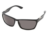 Suncloud Polarized Optics Cutout Black Frame Gray Polarized Polycarbonate Lenses Fashion Sunglasses