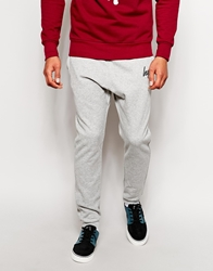 Hype Cuffed Sweatpants Grey