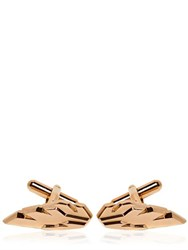 Givenchy Wings Brass Cufflinks