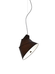 A Hanging Lamp Inspired By The Tower Of Babel