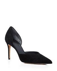Vince Paulette D'orsay High Heel Pumps Black