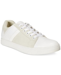 Kenneth Cole Swag City Sneakers Men's Shoes White