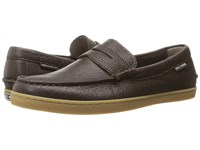 Cole Haan Pinch Weekender Java Tumble Men's Slip On Shoes Brown