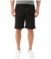 Threads 4 Thought Hamptons Linen Shorts Faded Black Men's Shorts Gray