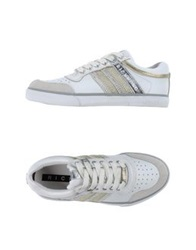 Richmond Low Tops And Trainers White