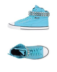 Forfex High Tops And Trainers Sky Blue