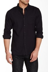 Ezekiel Shaken Regular Fit Woven Shirt Black