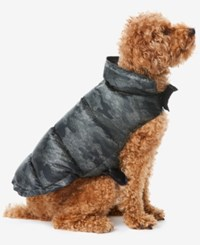 32 Degrees Reversible Down Puffer Coat For Dogs Army Khaki Combo Epic Camo