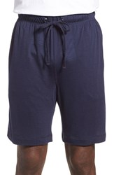 Men's Daniel Buchler Modal And Linen Lounge Shorts