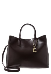 L.Credi Handbag Wine Bordeaux