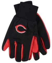 Forever Collectibles Cincinnati Reds Palm Gloves