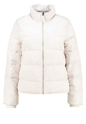 Gap Winter Jacket Organic White