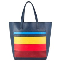 John Lewis Tony Colour Tote Bag Multi