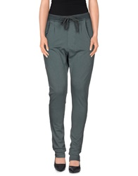 Soallure Casual Pants Military Green