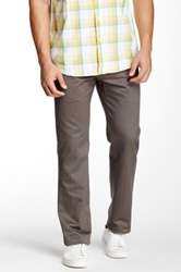 Quiksilver Class Act Chino Pant Gray
