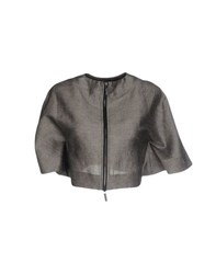 Manila Grace Coats And Jackets Cloaks Women Lead
