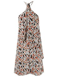 Andrea Marques Printed Tunic White