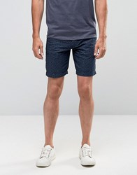 Minimum Stroma Chino Shorts Navy