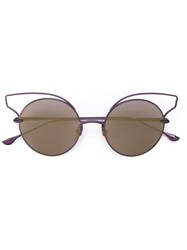 Dita Eyewear 'Believer' Sunglasses Pink And Purple