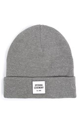 Men's Opening Ceremony 'Logo' Knit Beanie