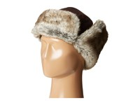 Columbia Nobel Falls Ii Trapper New Cinder Melange Cold Weather Hats Black